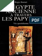 L'Egypte ancienne à travers les Papyrus by Régis Burnet (z-lib.org).pdf