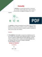 Consulta Rogelio Aldehidos