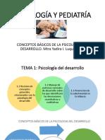 Psicología y Pediatria