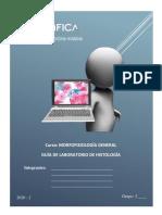HISTOLOGIA GUIA DE LAB MORFO GENERAL 2020 2.pdf