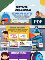 mochila digital