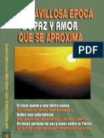 a.1 - Carlos Eduardo Rodríguez Cañón - La Maravillosa Epoca de Paz y Amor que se Aproxima