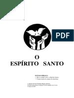 DOUTRINA DO ESPIRITO SANTO