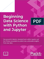Beginning Data Science With Python and Jupyter_ Use Powerful Industry-Standard Tools Within Jupyter and the Python Ecosystem to Unlock New, Actionable Insights From Your Data ( PDFDrive.com ).pdf