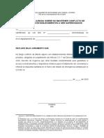 DECLARACIÓN SOBRE CONFLICTO DE INTERES (1).docx