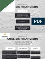 Mapa conceptual análisis Financiero