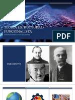 Teoría Estructural-Funcionalista