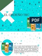 EL ORDEÑO TRÜ y LA LECHERA NESTLE