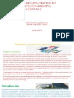 PROGRAMA DE CAPACITACIÓN EN COMUNICACIÓN ASERTIVA