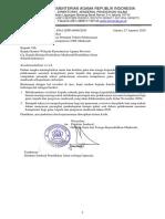 SK Dirjen Pendis 4446 Penyusunan Instrumen Soal AKG, AKK, AKP Madrasah (Published)