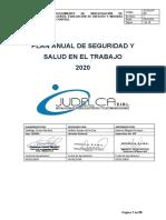 2. PLAN DE SEGURIDAD EN EL TRABAJO 2020-1