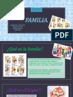 PPT Familia