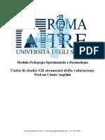 Angelini - Gli strumenti della valutazione