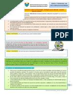 2do_CyT_conclusiones DIVERSIDAD BIOLOGICA