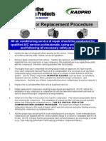 compressor_replacement_procedure