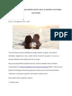 3 OCHO CONSEJOS PARA DISFRUTAR DEL SEXO AL MÁXIMO Y DE FORMA SALUDABLE
