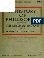 Frederick Copleston - A History Of Philosophy - Volume 1 (Part 1)