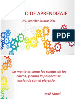 Power Point. Tema 1.Proceso de Aprendizaje