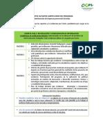 SOPORTES FALTANTES CARPETA DRIVE DEL PROGRAMA - AGOSTO 31