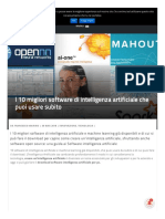 www_digitalic_it - I migliori software per l'intelligenza artificiale