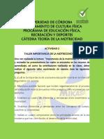 TALLER 2. IMPORTANCIA DE LA MOTRICIDAD.pdf