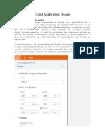 SAP Analytics Cloud Application Design