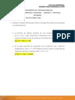 Taller 6- Integral Definida