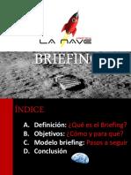 Lec Briefing Lanave
