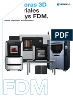 FDM Systems and Materials Overview ES