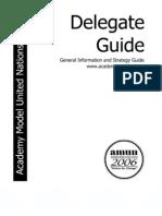 AMUN Delegate Guide