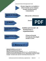 Analisis psicosocial de las instituciones y organizaciones   material 2- septiembre-octubre.pdf