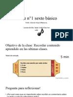 Clase n°1 sexto básico_online