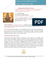 Novena a la Virgen del Valle 2020 - Primer dia_