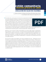 Normatividad en salud en Colombia