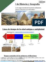 Clase n°9 de historia y geografía 7°A