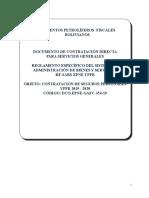 2 Modelo DCD Servicios Generales v1 2019 - PUBLICADO (2)
