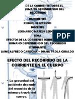 efectosdelacorrientesobreelcuerpohumanoexp-121016110000-phpapp02