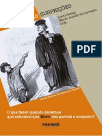 O Livro Das Suspeicoes Grupo Prerrogativas 2020