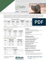 CC - GCCM Data Sheet
