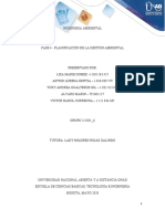Fase 4_Planificación de la gestión ambiental