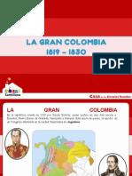 LA GRAN COLOMBIA 5°