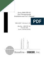FID GC Manual