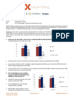 MN SEN General Election Key Findings Memo  - Harper Polling