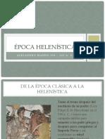 Epoca Helenistica