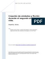 Espanol, Silvia (2001). Creacion de simbolos y ficcion durante el segundo ano de vida.pdf
