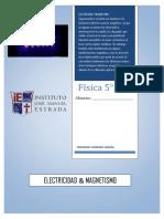 3. Electricidad y Magnetismo PARTE 1