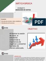 D3 ORGANIZACIÓN DE DATOS