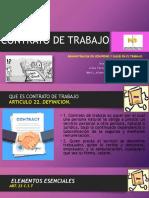PRESENTACION DE CONTRATO DE TRABAJO ARLEX Y MARLY VIDEO