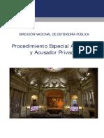 PROCEDIMIENTO ABREVIADO manual