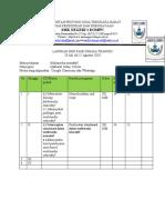 laporan KBM MUltimedia interaktif KLS XII MM